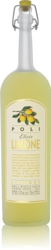 Poli Grappa Elisir Limone 700 ml