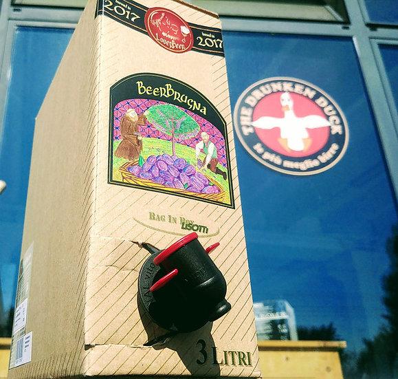 Beerbrugna Loverbeer Bag-in-Box 3 Litri