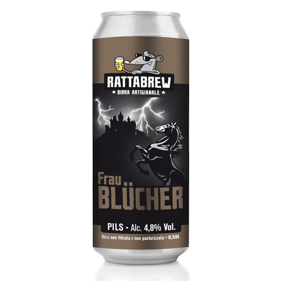Rattabrew  Fraublucher Lattina Cl.50