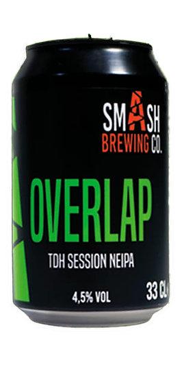 Smash Brewing Overlap Lattina 33cl