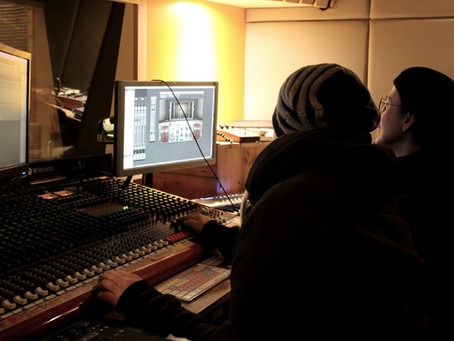 In the Studio: Final Mix
