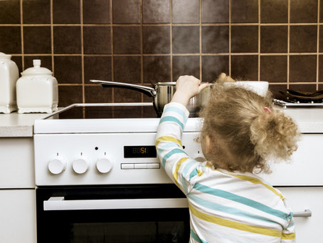 Four Tips to Prevent Burns