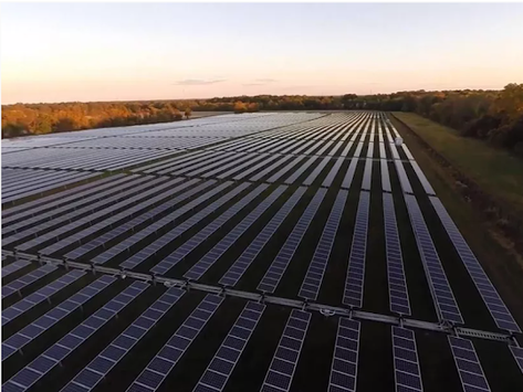BusinessWire Highlights Toms River Solar Project Positive Environmental Impact