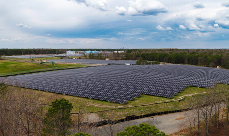 PVOne Featured in Solar Industry Mag For 28.9 MW Toms River Development