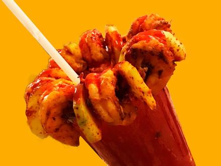 Mentada Shrimp