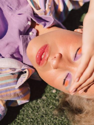 Model: Wilhelmina Houston Art Director: Caroline Rubik Foto: Anna-Maria Langer