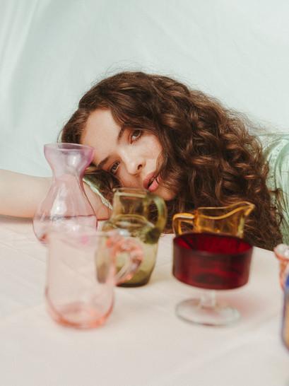 Model: Luisa Xavier Foto: Anna-Maria Langer