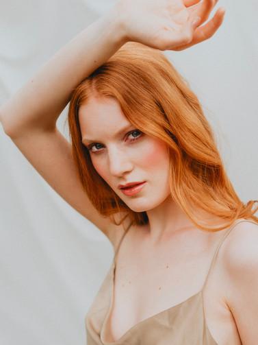 Model: Lena Klef Foto: Anna-Maria Langer Art Direktor: Caroline Rubik