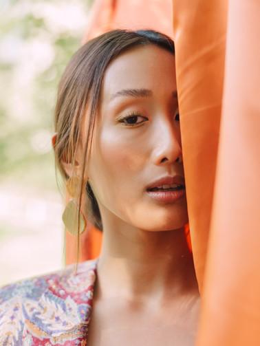 Model: Mi Nani Foto: Anna-Maria Langer Art Director: Caroline Rubik