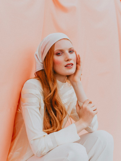 Model: Lena Klef Foto: Anna-Maria Langer Art Director: Caroline Rubik