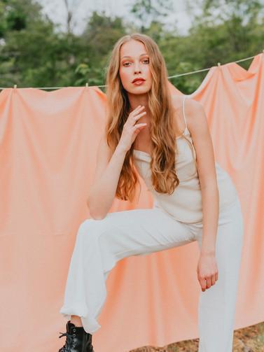 Model: Emma Foto: Anna-Maria Langer Art Director: Caroline Rubik