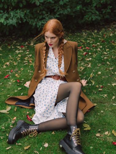 Model: Lena Foto: Anna-Maria Langer