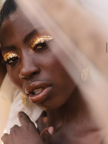 Model: Praise Ology Foto: Anna-Maria Langer