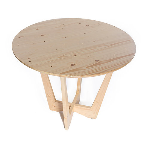 Nomadic Round Dining Table