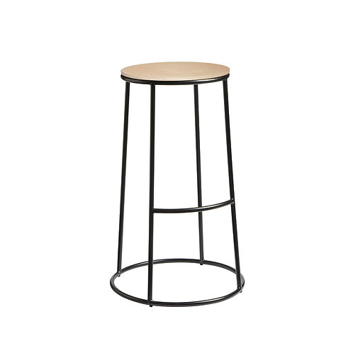 Tapered High Stool