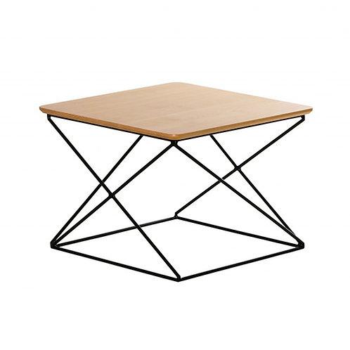 Graft 'X' Square Coffee Table