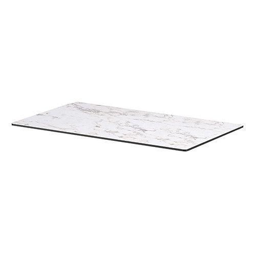 Carrara Rectangular Laminate Top
