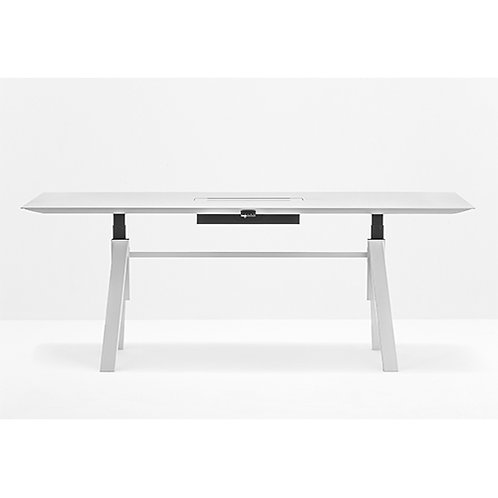 Acute Sit-Stand Desk Table