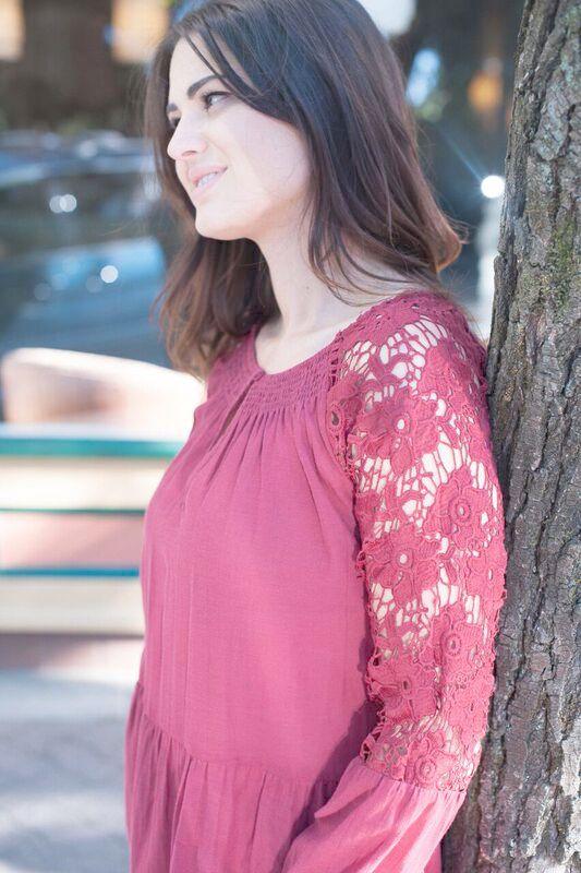Cyre blouse