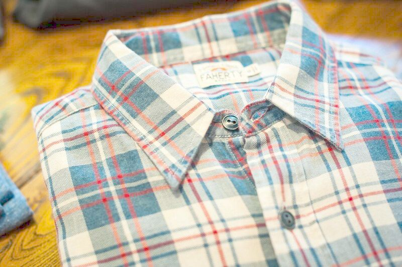 Faherty shirt