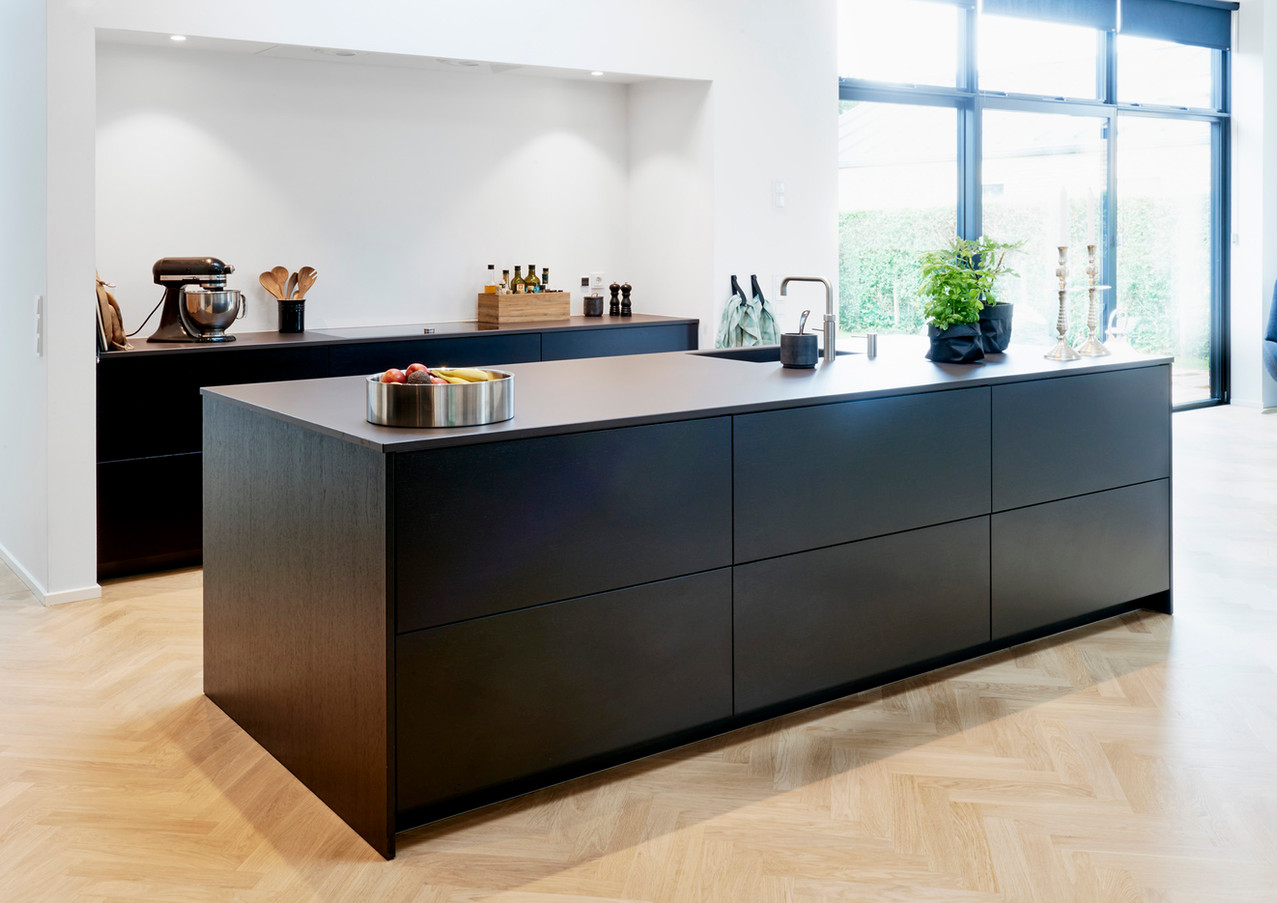 Handleless Kitchen