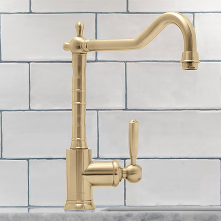KITCHEN TRENDS: LATEST TAP STYLES FOR 2020
