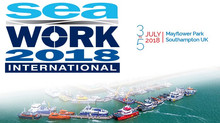 SHOWCASING AT SEAWORK INTERNATIONAL 2018