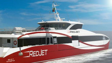 Order placed for new Isle of Wight Red Jet 7 passenger ferry