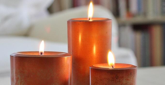 Curso de velas Aromaluz