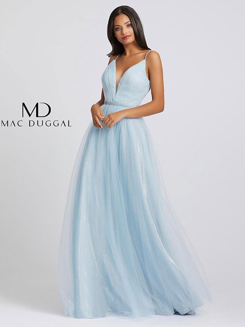 Princess Gown in Ice Blue or Ice Pink