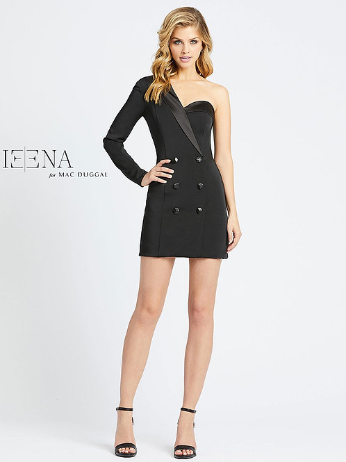 Tuxedo Dress Short Size 0-12