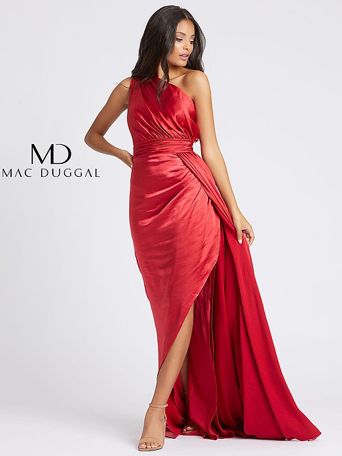 Greek Inspired Wrap Dress