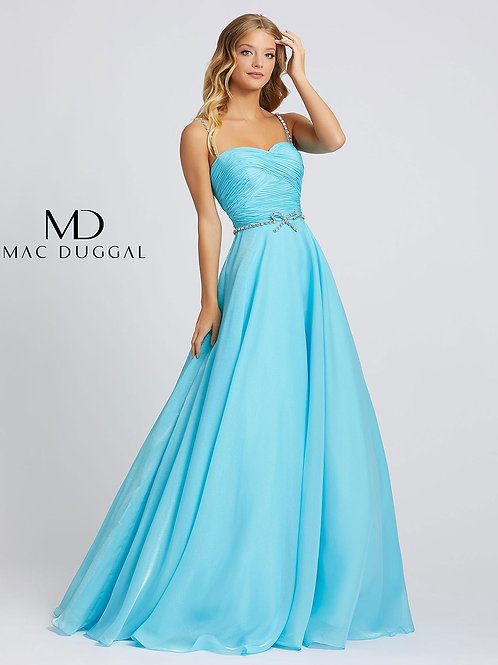 Pink or Aqua Gown Beaded Bow Belt       Sizes 0-16