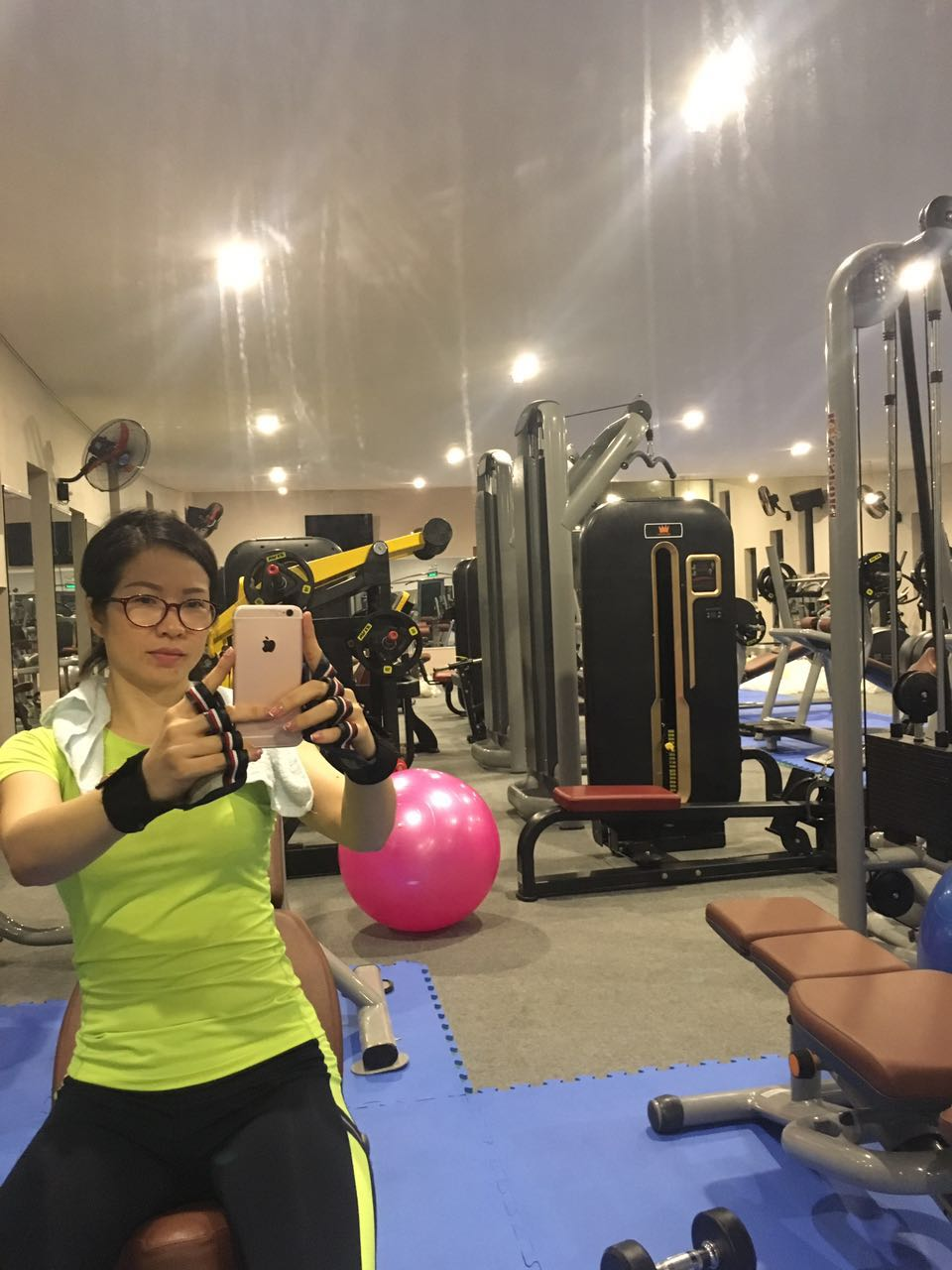 Phòng gym spa Phú Thắng.pic