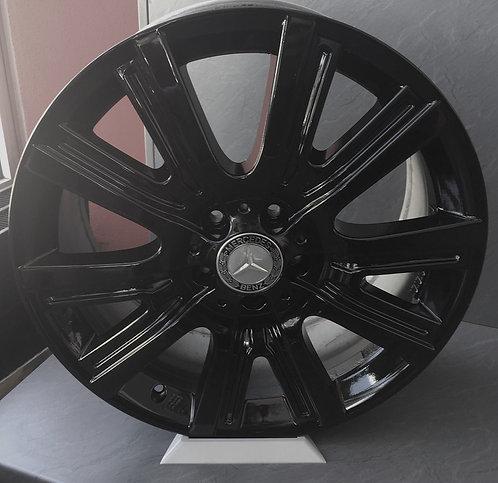 4x Original Mercedes Alufelgen, GLE W166, M-Klasse, A1664011702