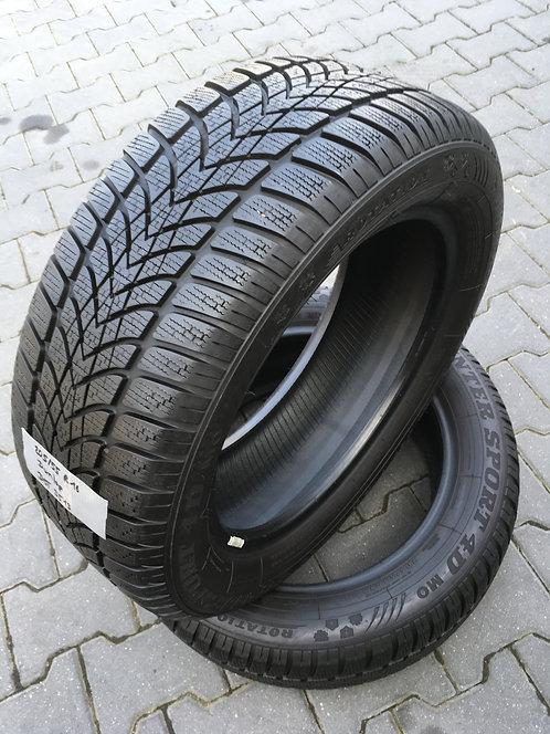 2x 205/55 R16 91 H  Winterreifen Dunlop