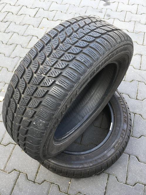 2x 195/60 R16 89 H Winterreifen Bridgestone