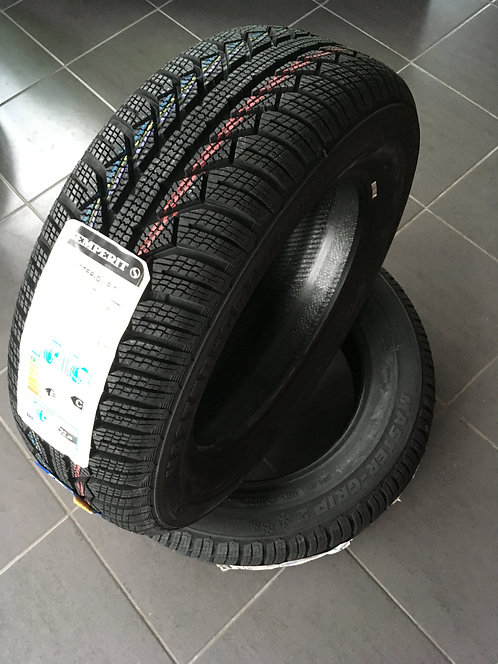 2x 195/60 R15 88 T  Winterreifen Semperit