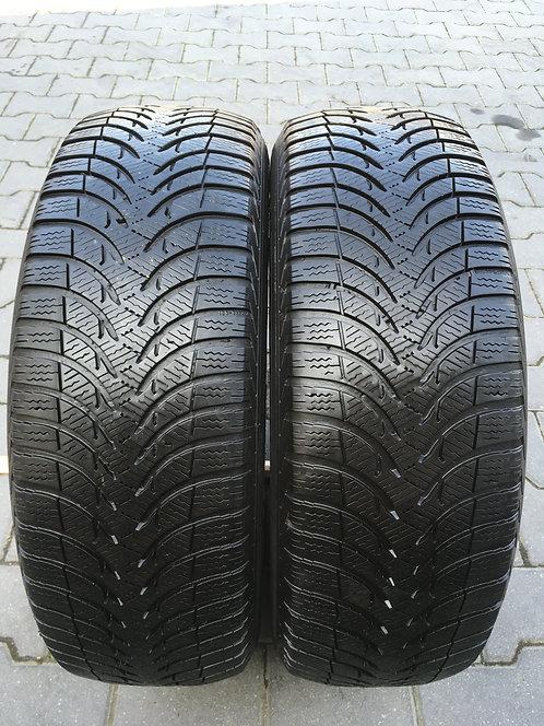 2x 205/60 R16 92 H  Winterreifen Michelin