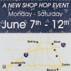 Ohio Hidden Treasures Shop Hop