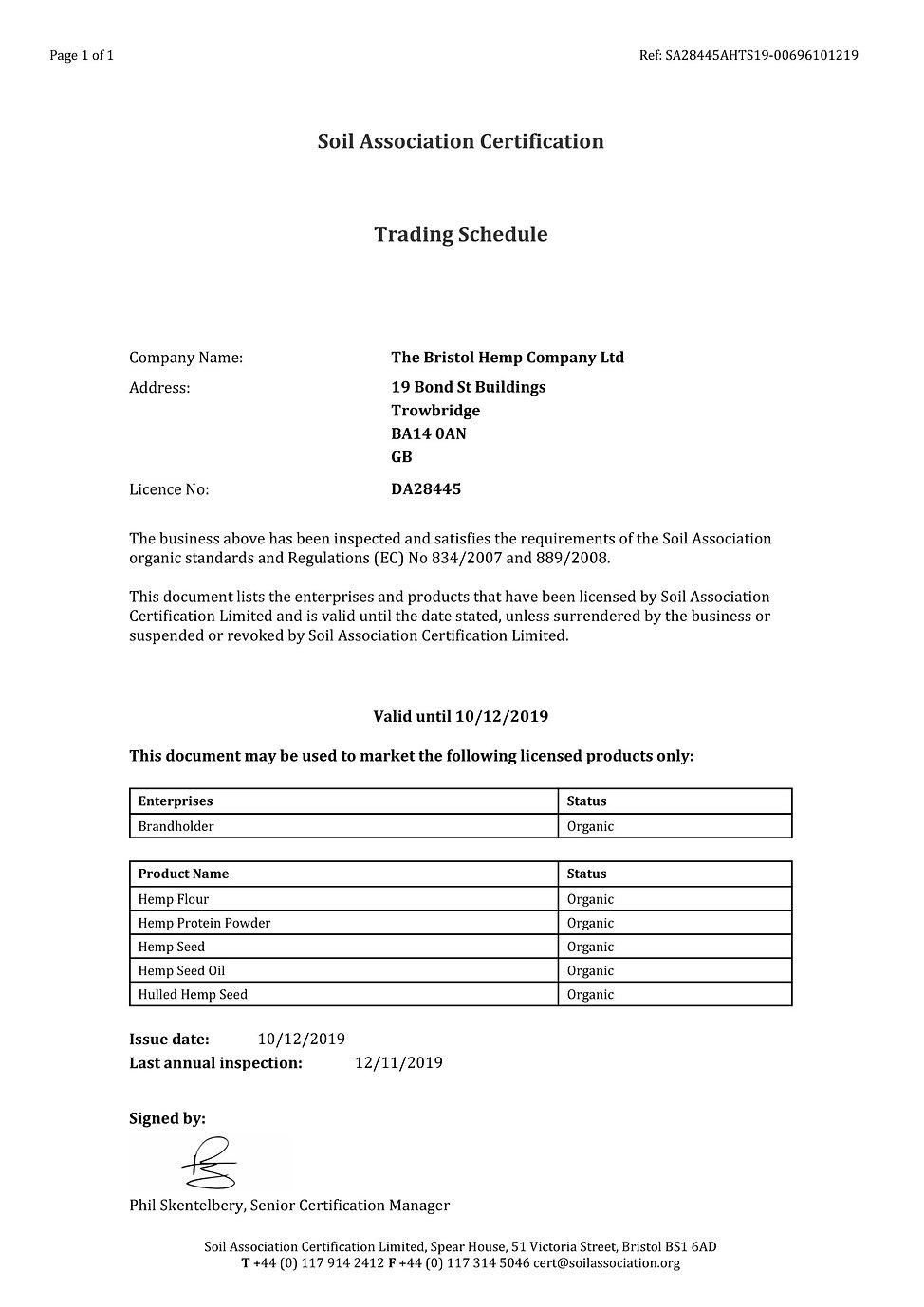 SaCert_TradingSchedule_EN_SA28445_TS19-0