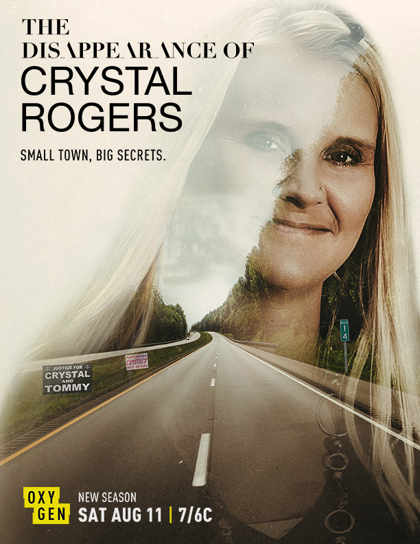 Disappearance of Crystal Rogers Key art.