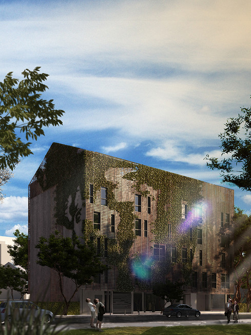 Edificio Boulevard Idea
