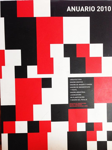 Anuario 2010 FADU UBA