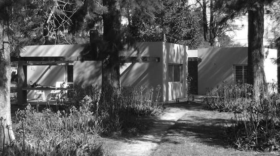 Imagen general de la primera casa que construimos