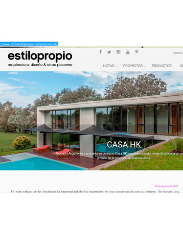 Estilopropio Blog