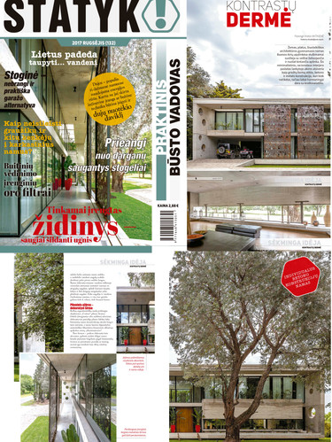 Revista STATYK Lituania