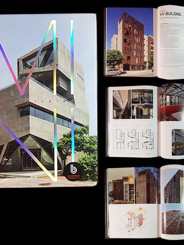 Libro MINI BUILDING Corea del Sur