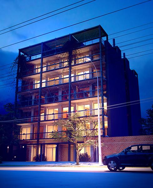Edificio Jirafe