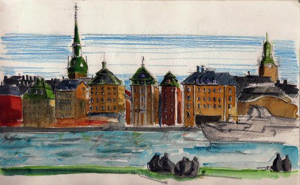 Estocolmo 2008